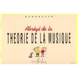 Abrégé de la théorie de la musique