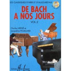 De Bach à nos jours Vol.2