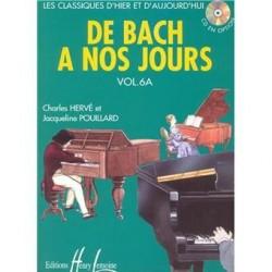 De Bach à nos jours Vol.6A