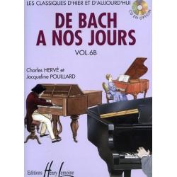 De Bach à nos jours Vol.6B