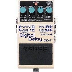 Delay Boss DD7