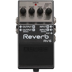 Reverb Boss RV6