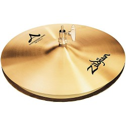 Cymbale Charleston Zildjian Mastersound 14''