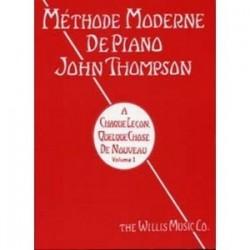 Thompson - Méthode moderne de piano - Volume 1