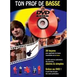 Ton prof de basse - Méthode avec DVD