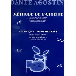 Agostini - Méthode de batterie - Vol.2
