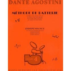 Agostini - Méthode de batterie - Vol.4