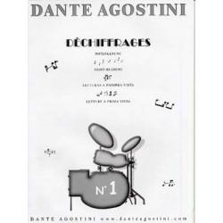 Agostini - Déchiffrages - N°1
