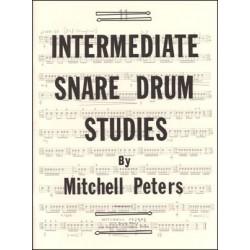 Peters Mitchell - Intermediate Snare Drum Studies