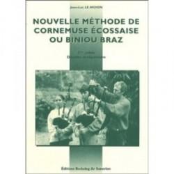 Le Moign - Méthode de cornemuse écossaise - 1er cahier