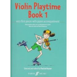 de Keyser - Violin Playtime Book 1