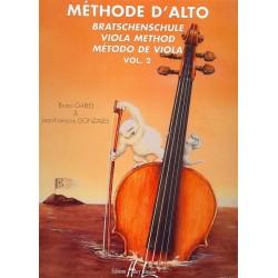 Garlej - Méthode d'alto - Vol.2
