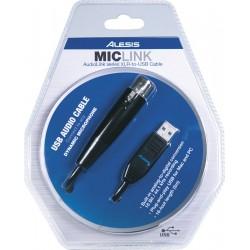 Interface Alesis MICLINK XLR - USB