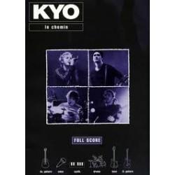 Kyo Le chemin Full score