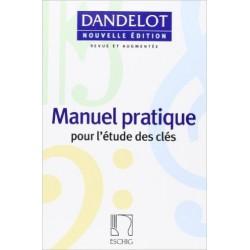 Dandelot - Manuel pratique pour l'étude des clés
