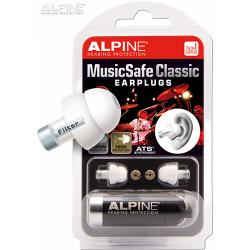 Bouchons d'oreilles Alpine Classic