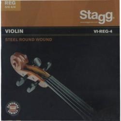 Cordes Violon 4/4 et 3/4 Stagg