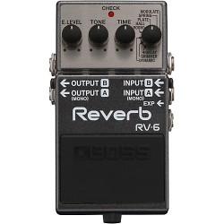 Reverb Boss RV6