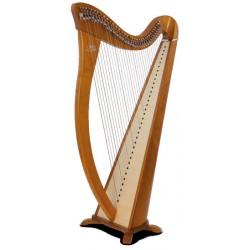 Harpe celtique Occasion Hermine Camac