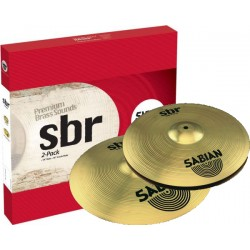 Pack Sabian 5002 SBR Performance Set