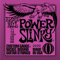 Cordes élect. Ernie Ball Power Slinky 11-48