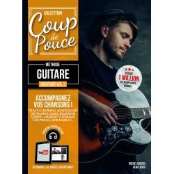 Feu vert Guitare - Méthode avec CD