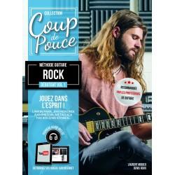 Feu vert Guitare Accompagnement- Méthode avec CD
