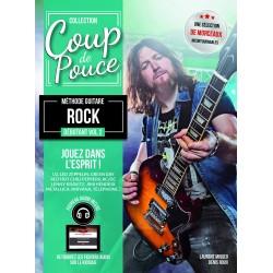 Coup de pouce Débutant Guitare Rock Vol.2