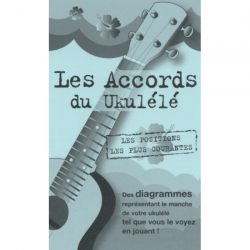 Mini dictionnaire d'accords de ukulélé