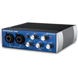 Interface Presonus Audiobox USB 96
