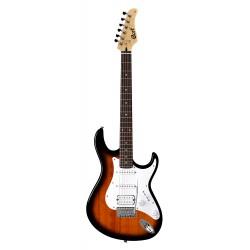 Guitare électrique Cort G110 Sunburst