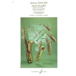 Naulais - Saxo Plaisir - Volume 1