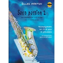 Martin Gilles - Saxo Passion - Volume 2 + CD