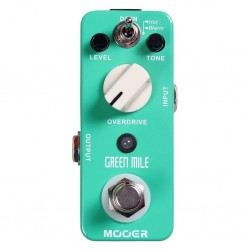 Mooer Green Mile Distorsion