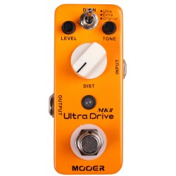 Mooer Ultra Drive MKII Distorsion