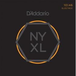 Cordes D'Addario guitare électrique NYXL 10-46