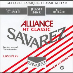 Cordes Classique Savarez Alliance HT Classic Tension Forte