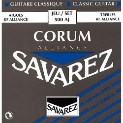 Cordes Classique Savarez Corum Alliance Tension Forte