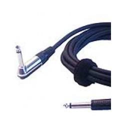 Cable Rapco jack-jack 3.3 mètres coudé