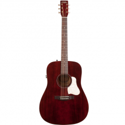 Art & Lutherie Americana Rouge Tennessee Electro