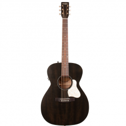 Art & Lutherie Legacy Faded Black Electro
