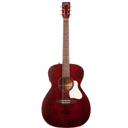 Art & Lutherie Legacy Red Tennessee Electro