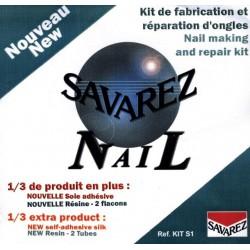 Kit de réparation d'ongles Savarez