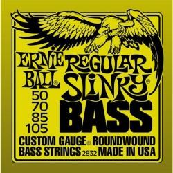 Cordes basse Ernie Ball Hybrid Slinky 50-105