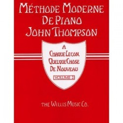 Thompson - Méthode moderne de piano - Volume 2
