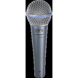 Micro Shure Beta 58 Voix