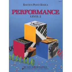 Bastien - Méthode de piano - Niveau 2