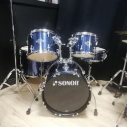 Sonor Smart Force 18'' Bleue Hardware et cymbales inclus