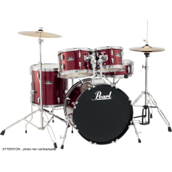 Pearl Roadshow 20'' Red Wine