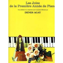 Agay - Les joies de la prmière année de piano